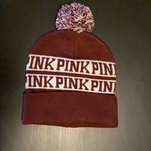 Vs / pink  hat